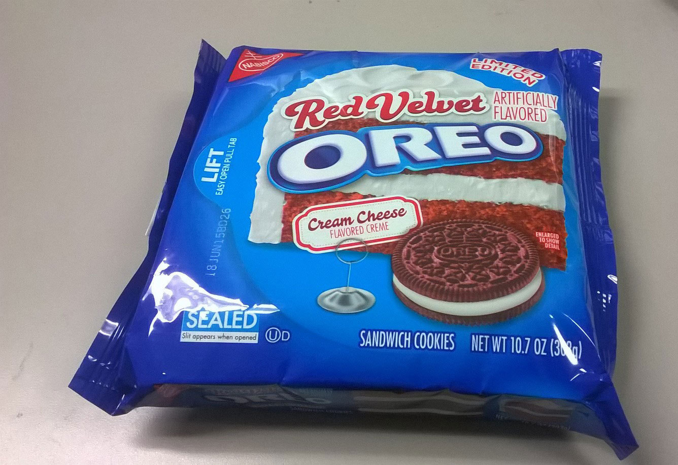 Red Velvet And Other Limited Edition Oreos Through The Years