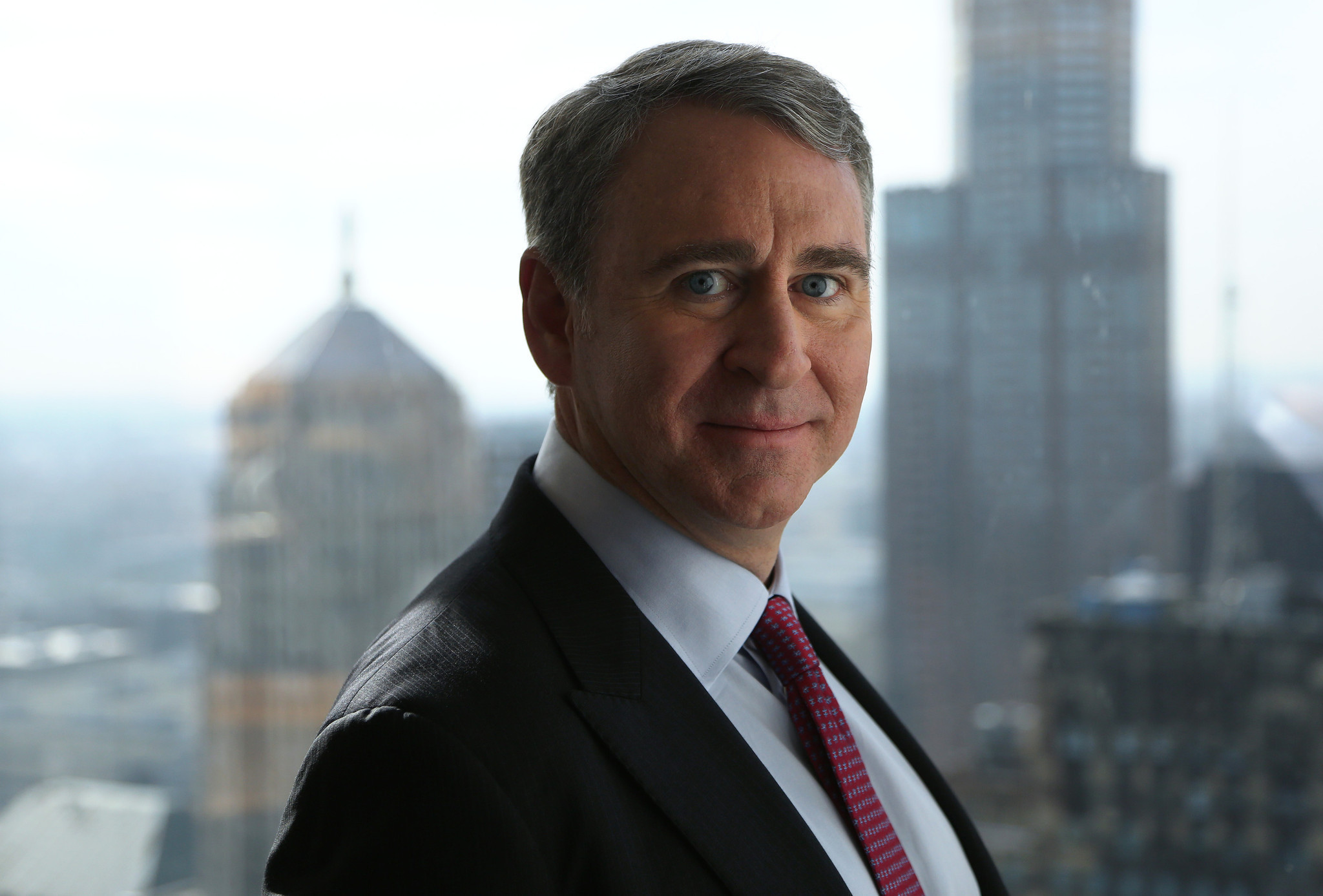 Ken Griffin spent $30M last year to buy 2 floors in Waldorf
