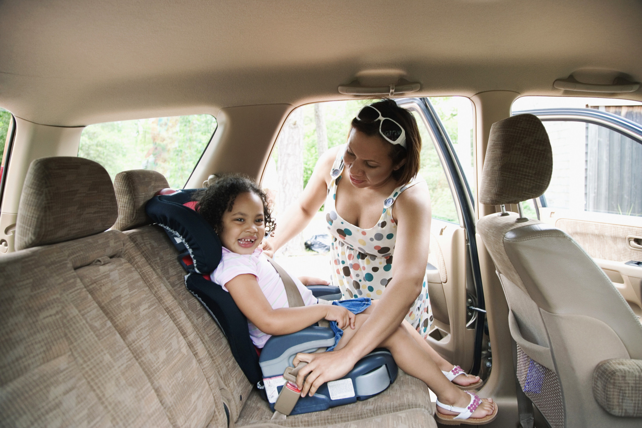 New Florida Law Requires Booster Seats Until Age 6 Even In Cabs