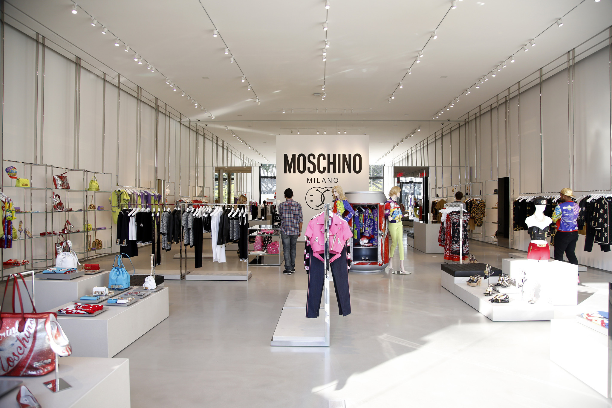Jeremy Scott Opens First Moschino Store In Los Angeles