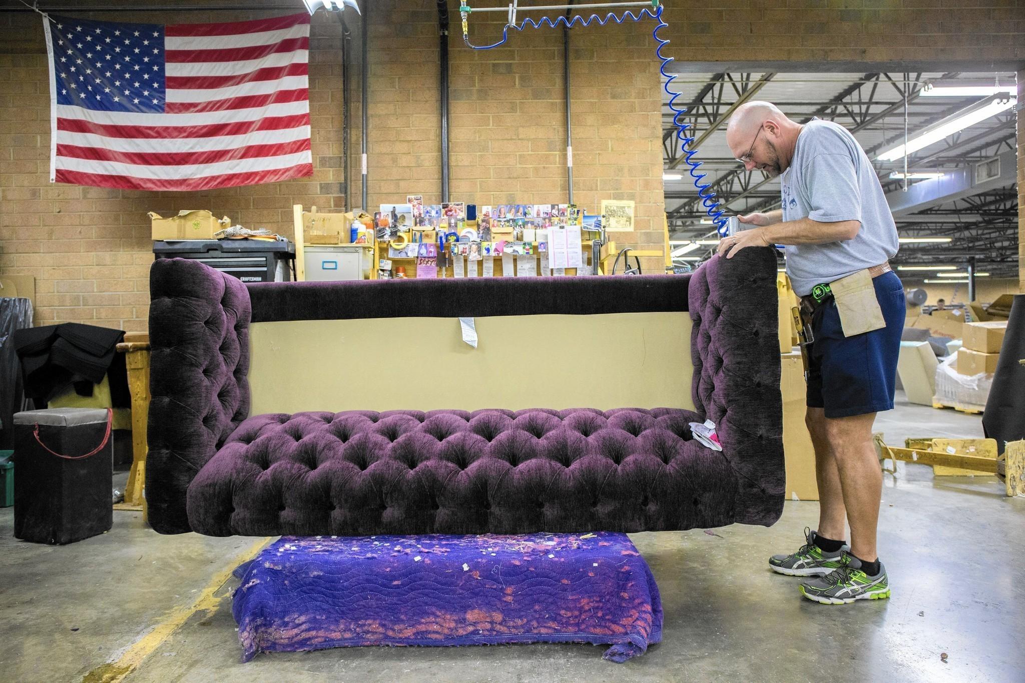 Furniture Firms Shun Flame Retardants But Some Toxic
