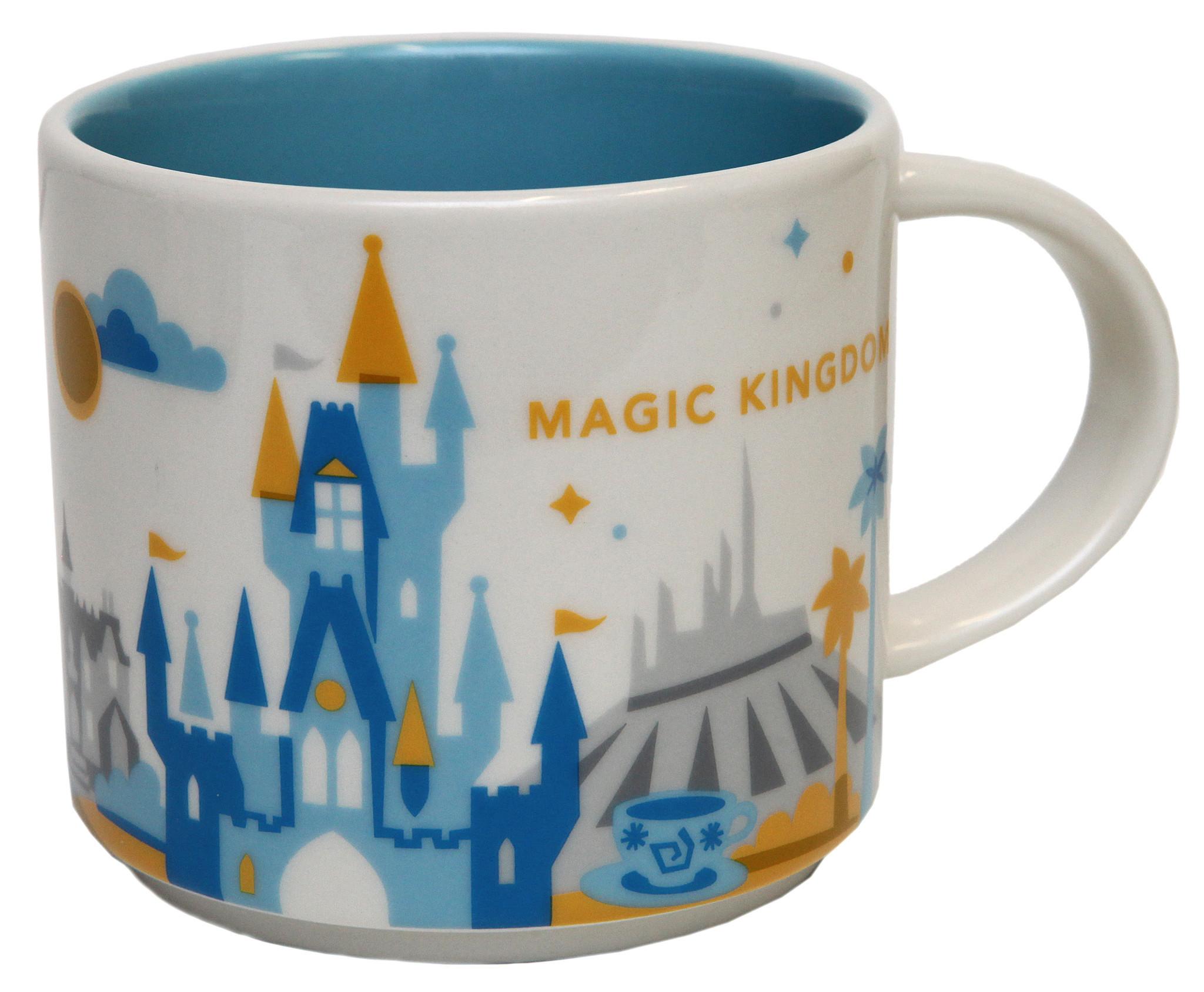 Starbucks Locations Selling Disney World Mugs Orlando