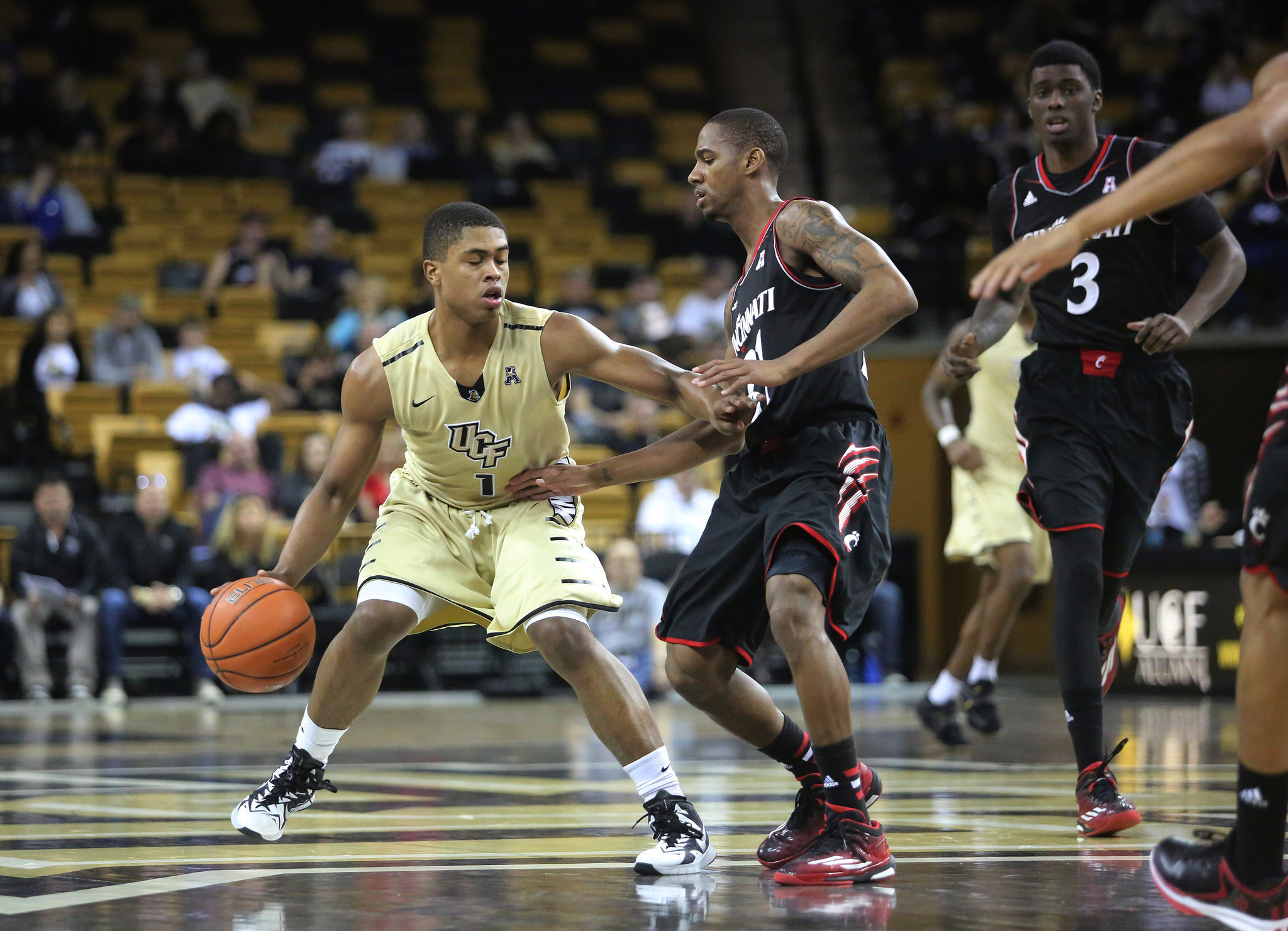 UCF men's basketball: guard B.J. Taylor to miss Temple ...