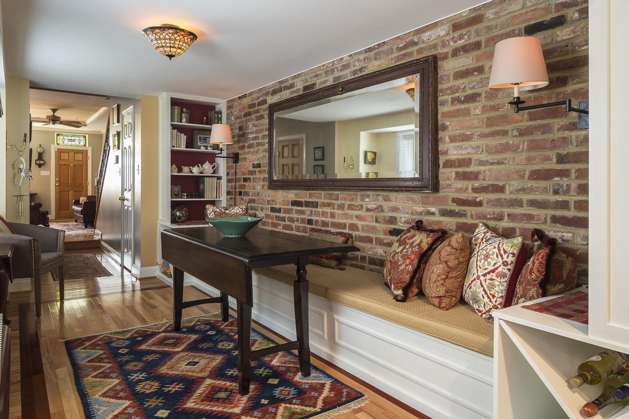 Baltimore Row Home Interior Design