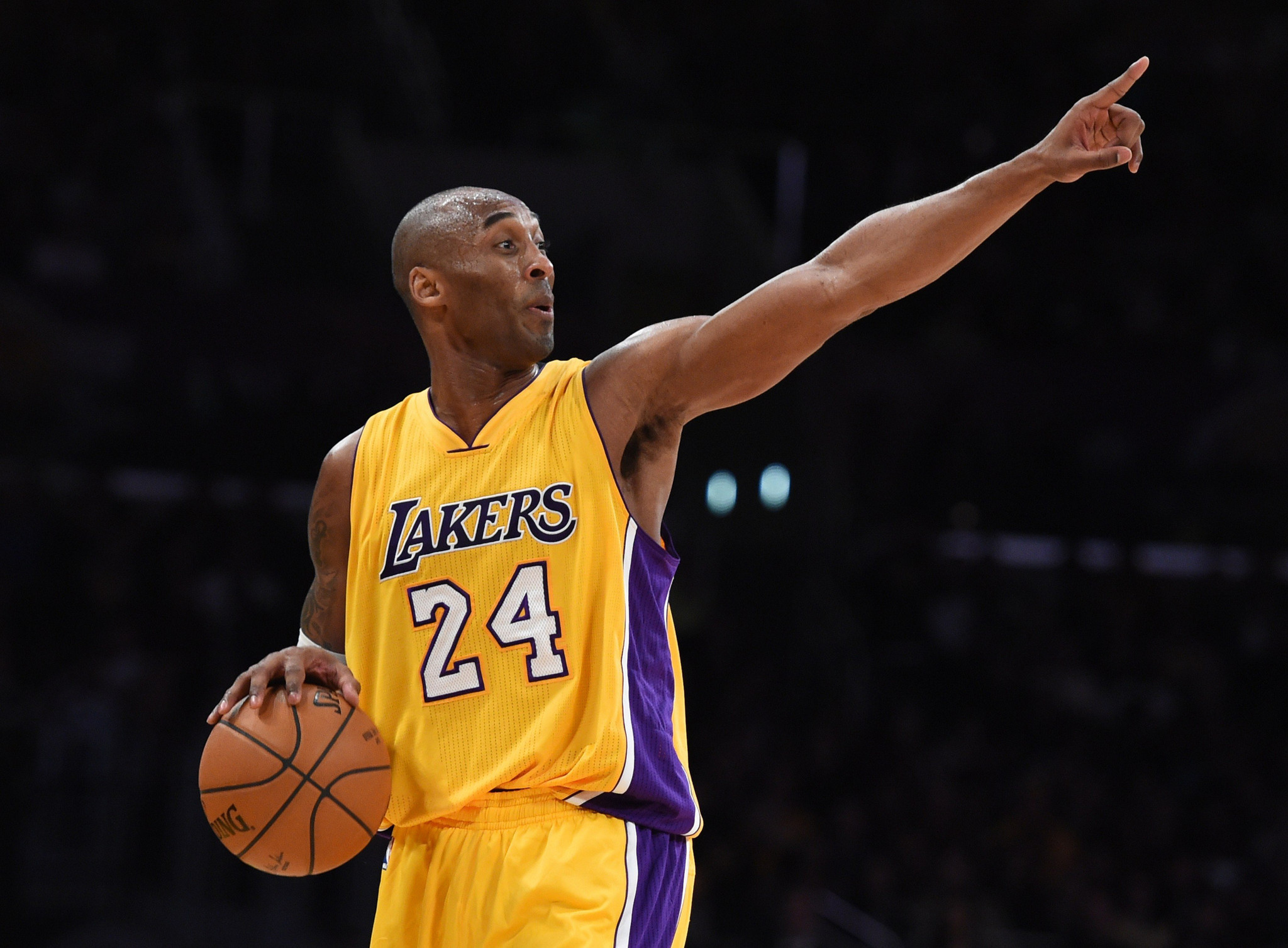 A life and career of kobe bryant