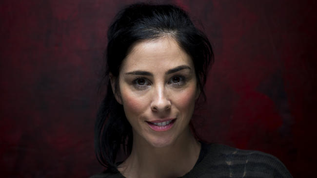 Sarah Silverman (Jay L. Clendenin / Los Angeles Times)