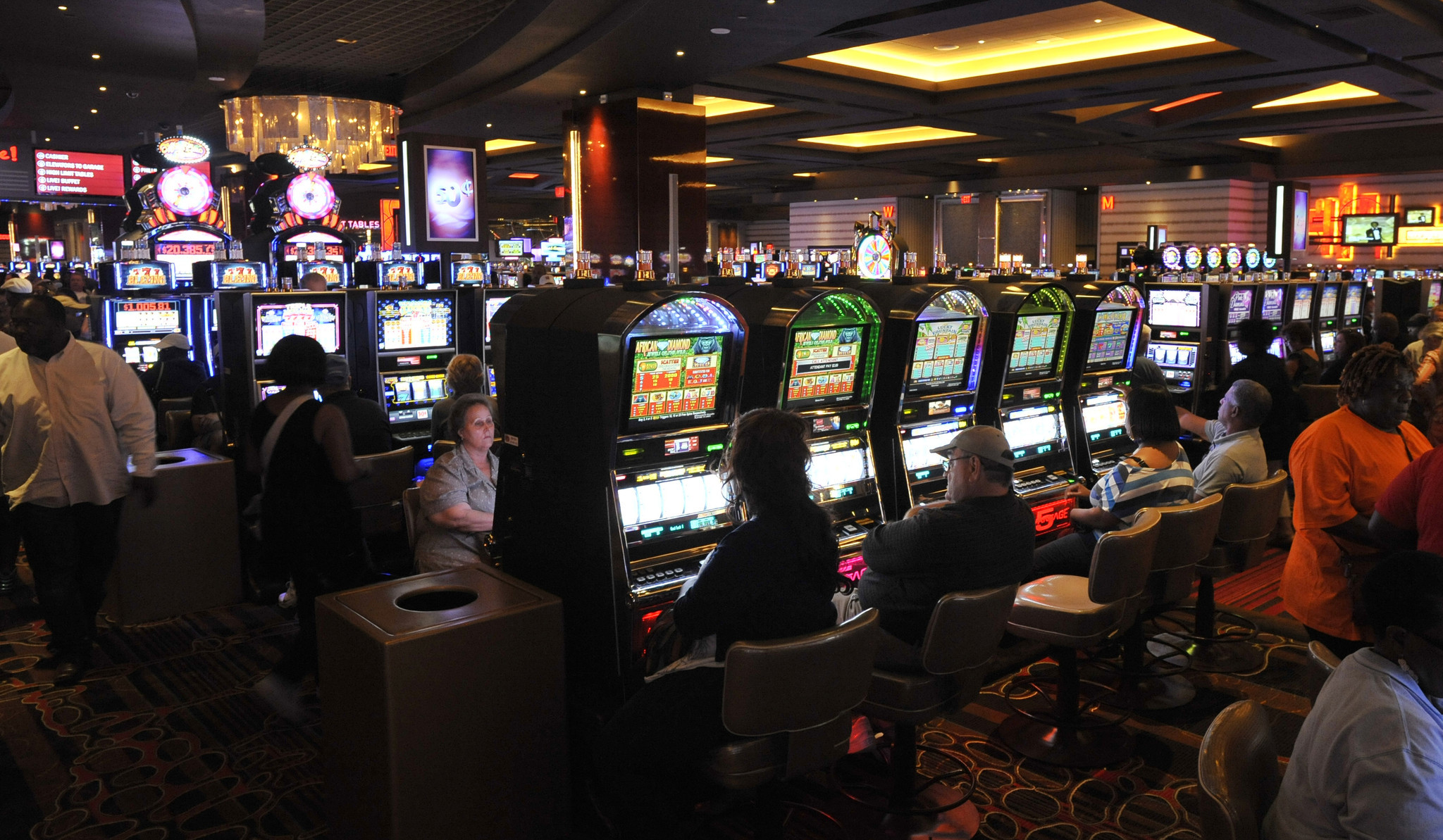 Live Casino Slots ‒ We Re Gearing Up For The Weekend