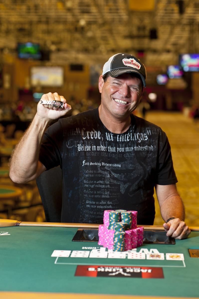 Big money game ($15K pots) at Seminole Coconut Creek - Sun