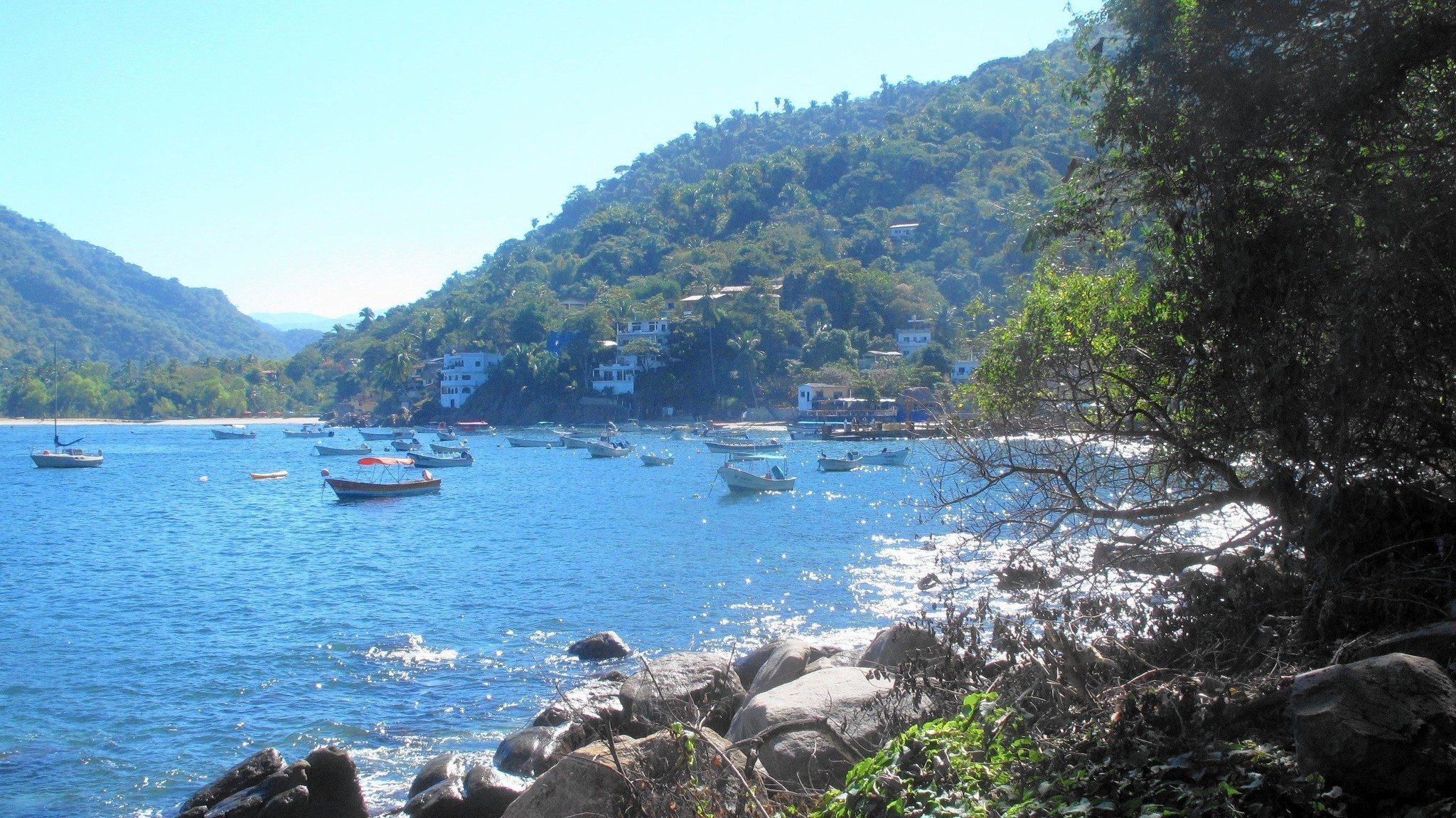 Yelapa Mexico Exquisite Inexpensive Dining Way Out Of