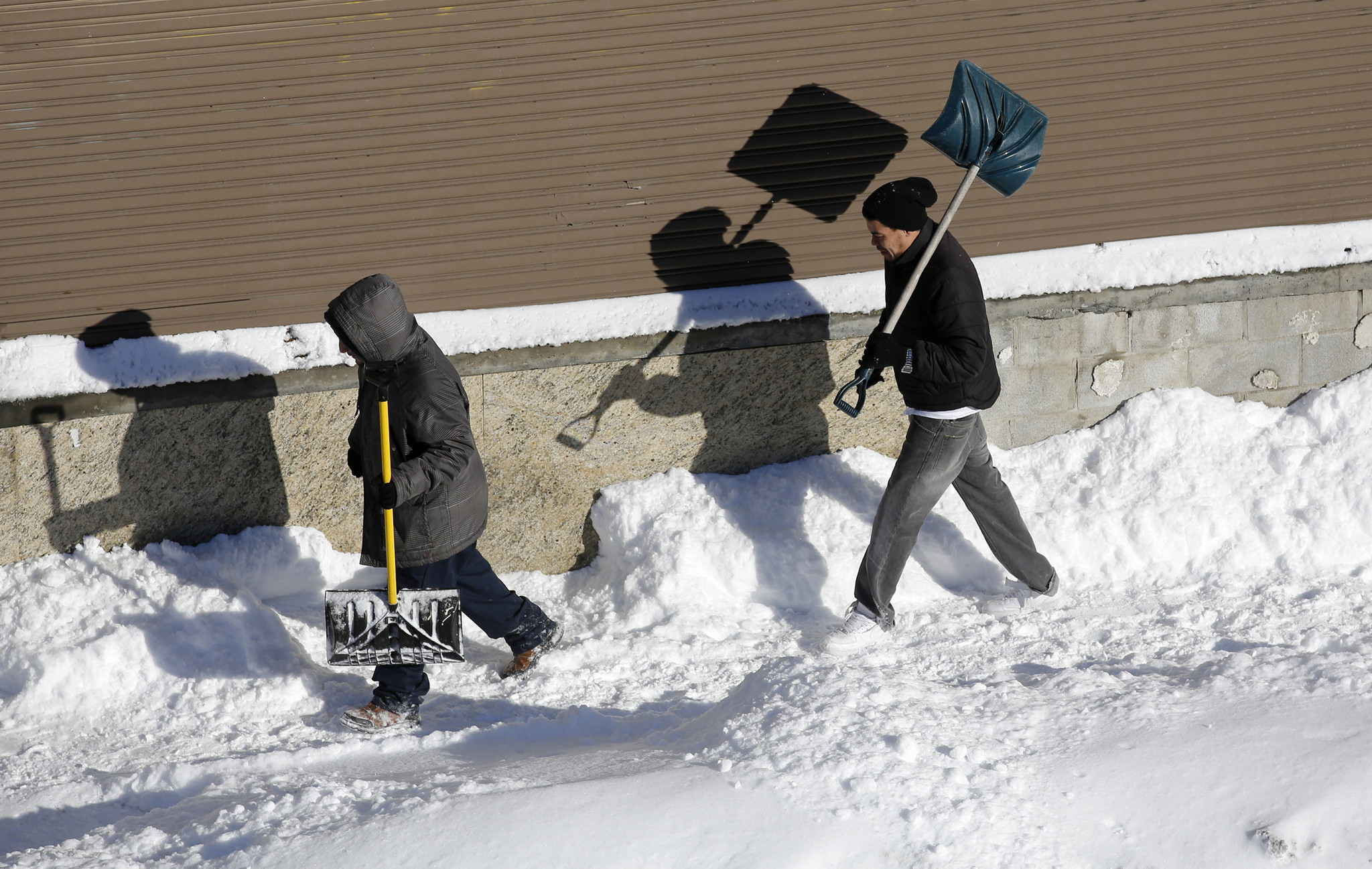 Unofficially Parts Of Chicago Area Got 22 Inches Of Snow