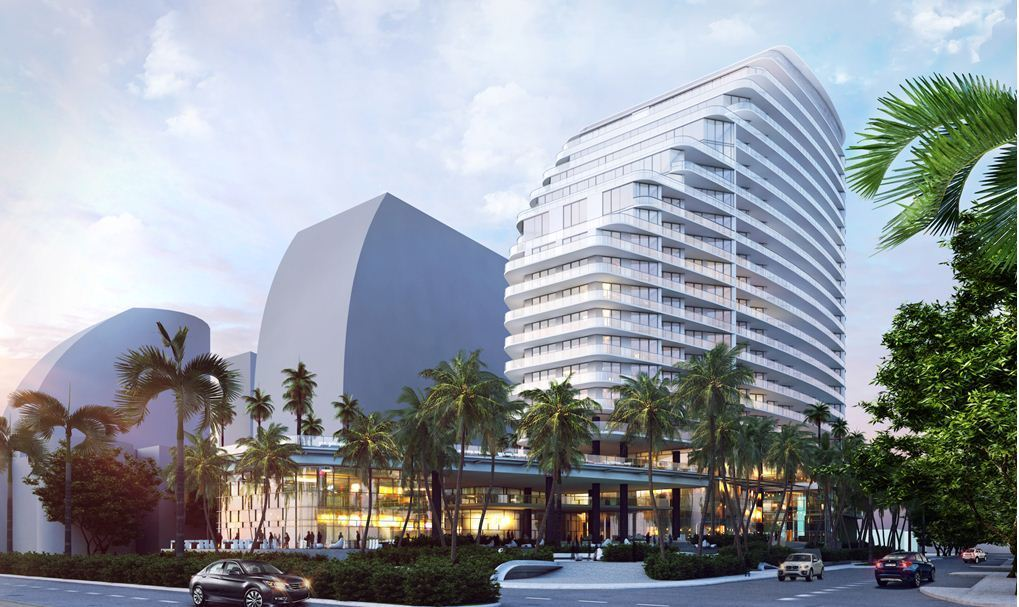 Four Seasons Hotel And Residences On Tap For Fort