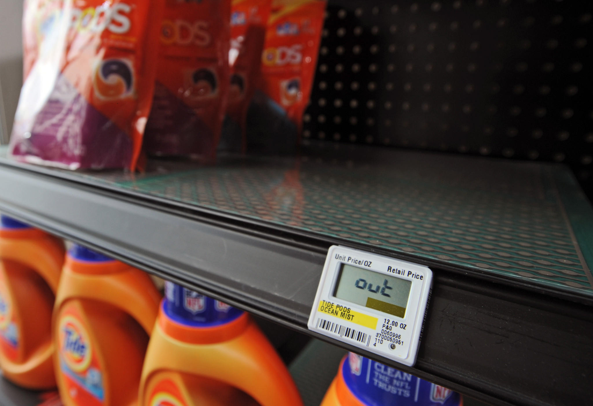 Annapolis Firm And Panasonic Look To Electronic Shelf