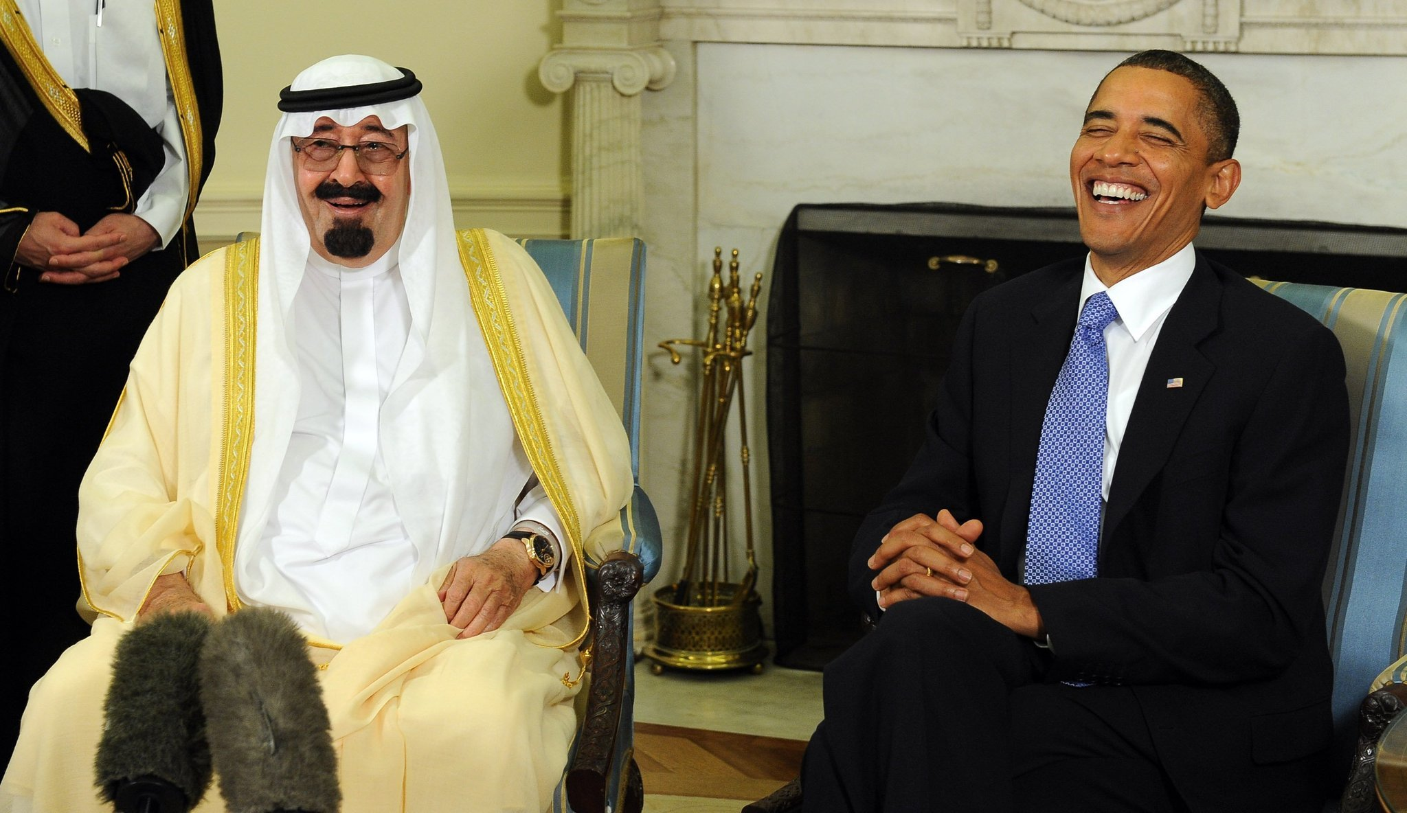 We Miss Saudi Arabia's 'Humane King'
