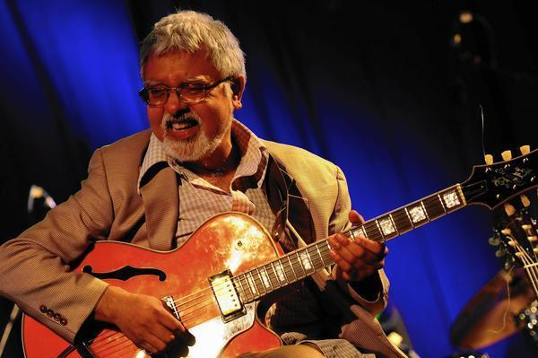 Fareed Haque Leads A Daring New Jam Session Chicago Tribune