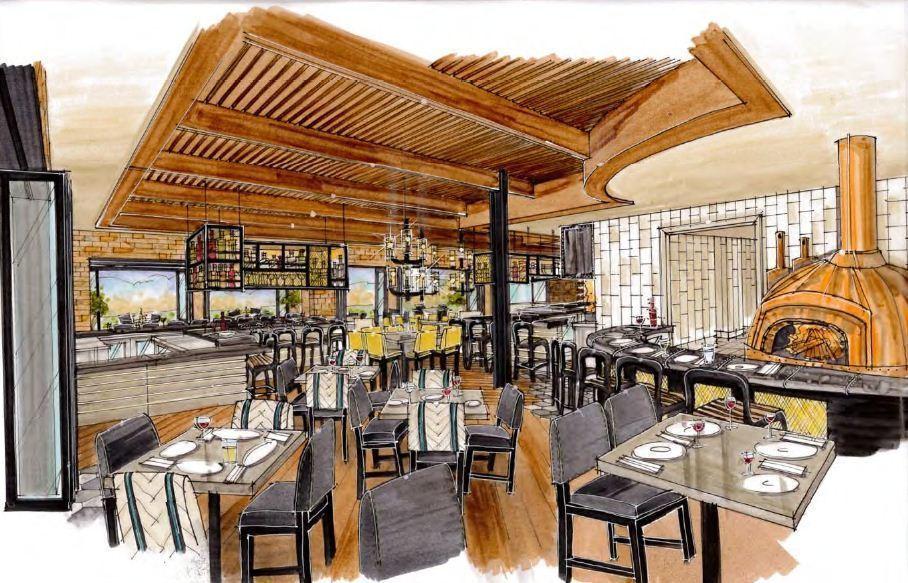 Unicorp to build slate restaurant near trader joe s