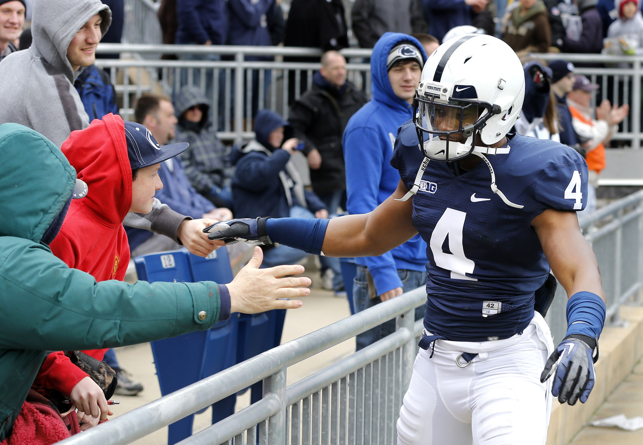 Adrian Amos' NFL draft diary: Chapter Two - Capital Gazette