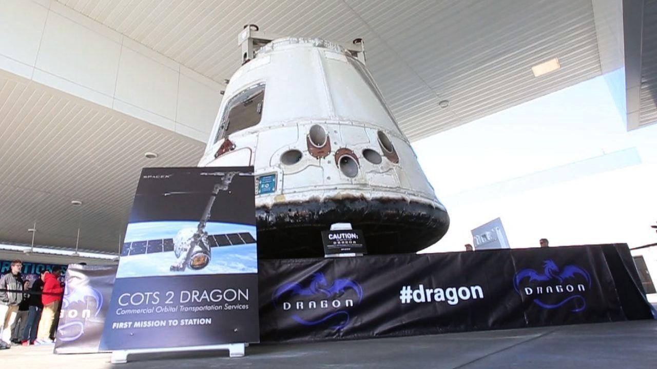 spacex dragon capsule status - photo #14