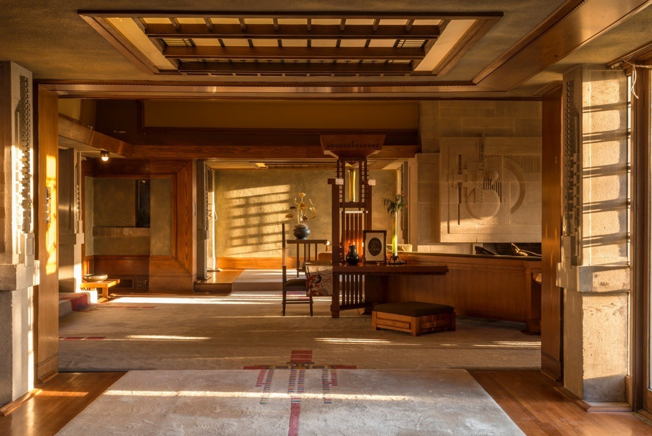 Frank Lloyd Wright S Hollyhock House To Reopen La Times