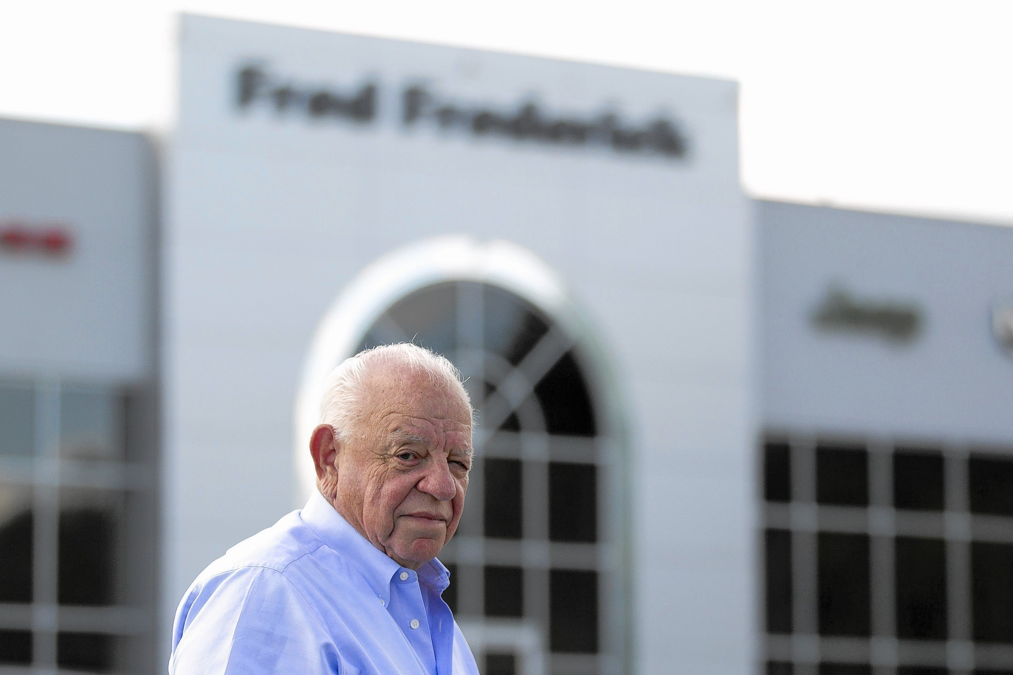 Laurel Businessman Fred Frederick Remembers The City S