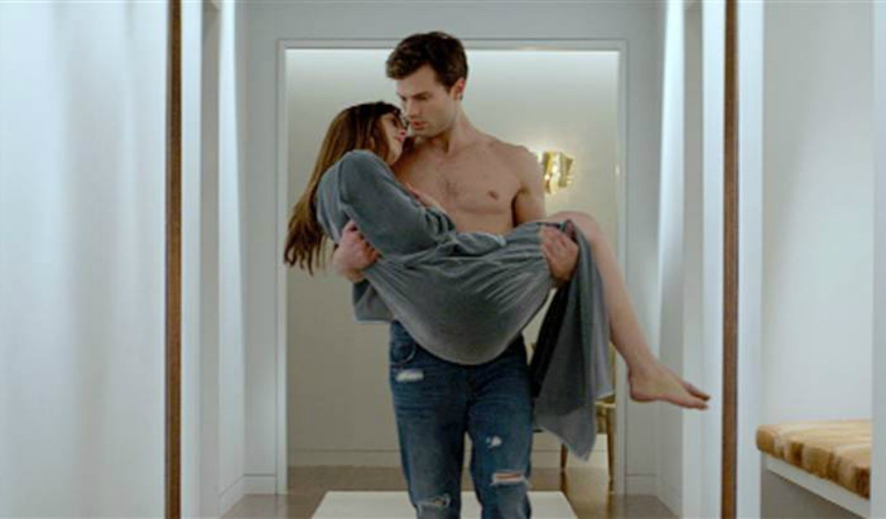 Free Movie Cash To See Fifty Shades Of Grey With Purchase From