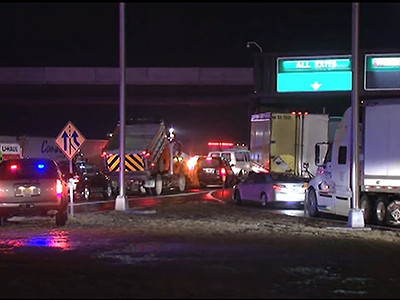 Raw: Fatal Accident on NJ Turnpike - The Morning Call