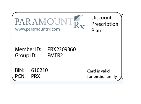 New prescription discount card available - Daily Press