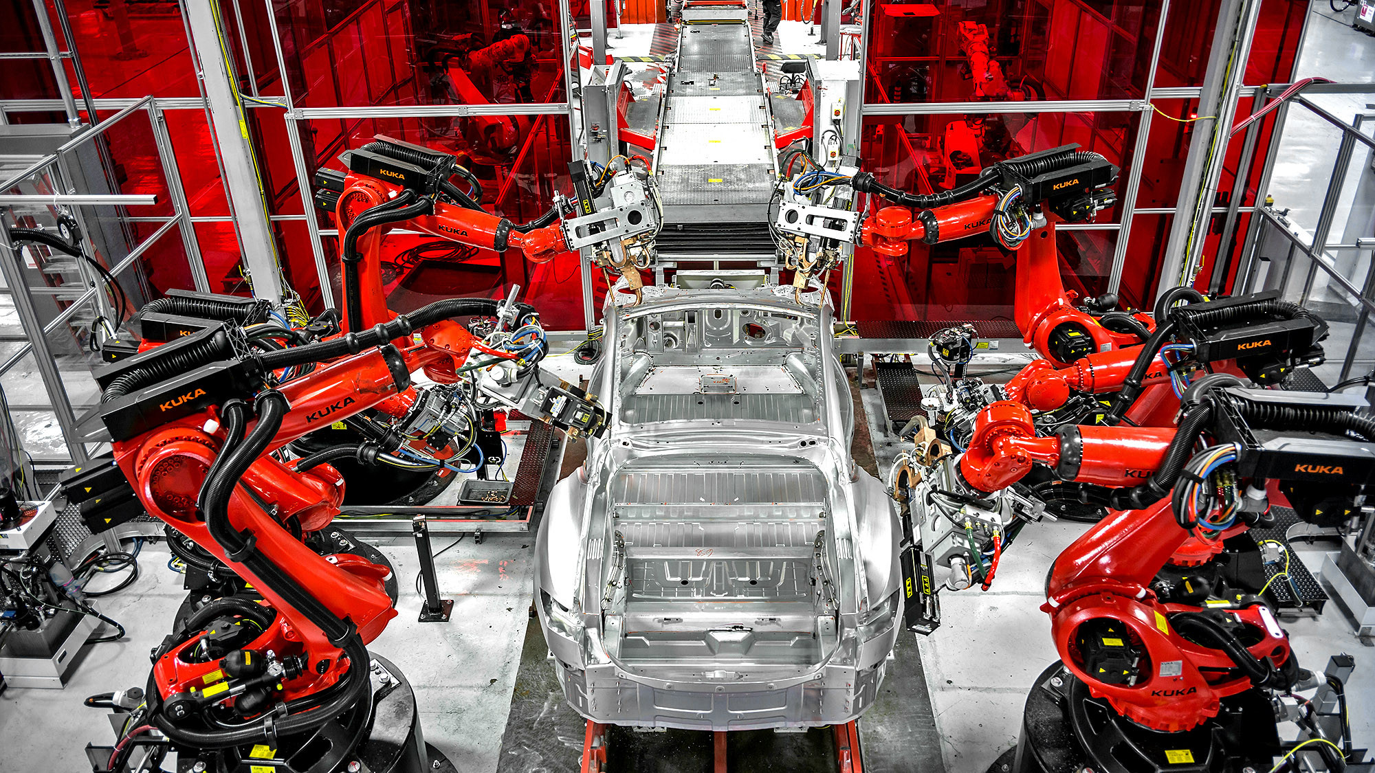 How the Tesla Model S is made | The Fremont factory