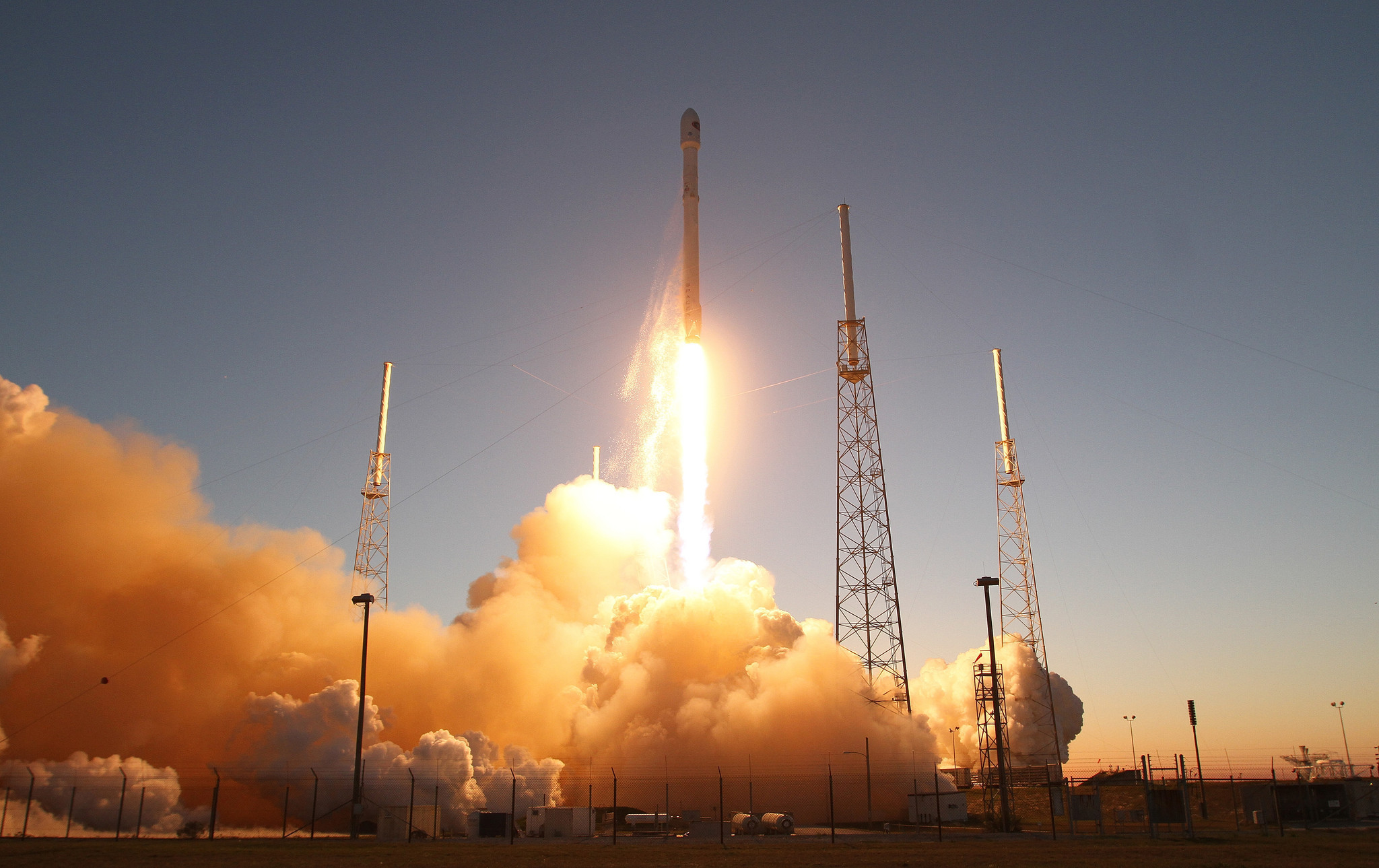 spacex falcon rocket launch - photo #43