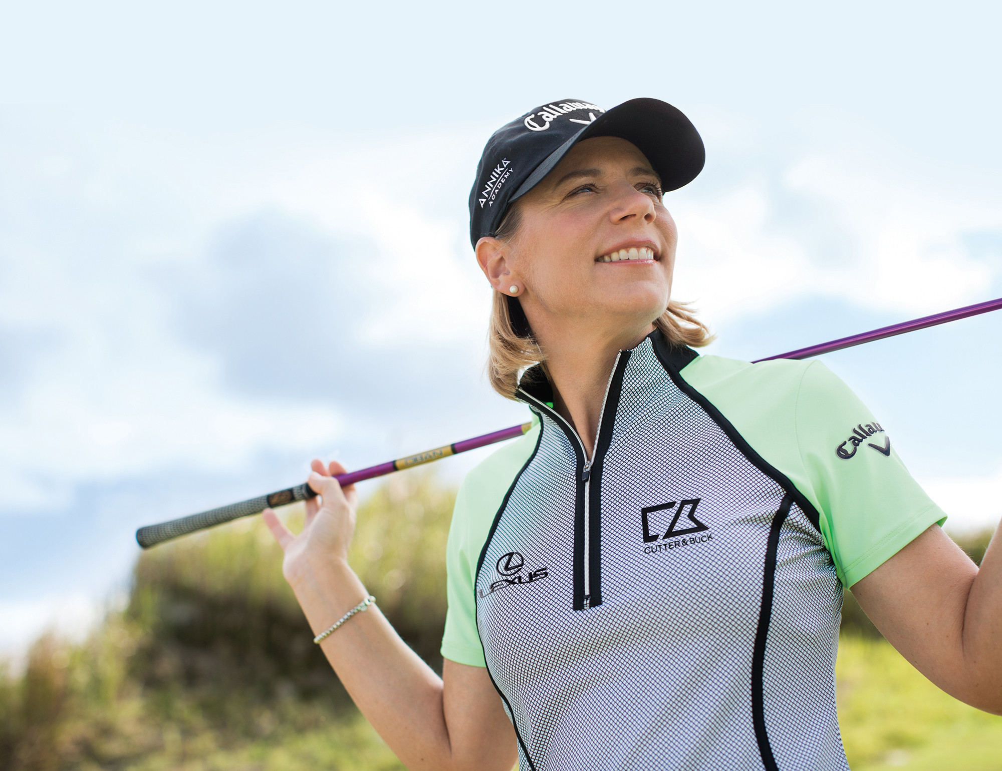 LPGA Hall of Famer Annika Sorenstam will host the Annika ...