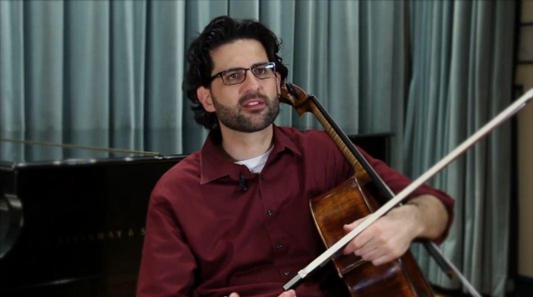 Amit Peled gives rewarding recital honoring Pablo Casals ...