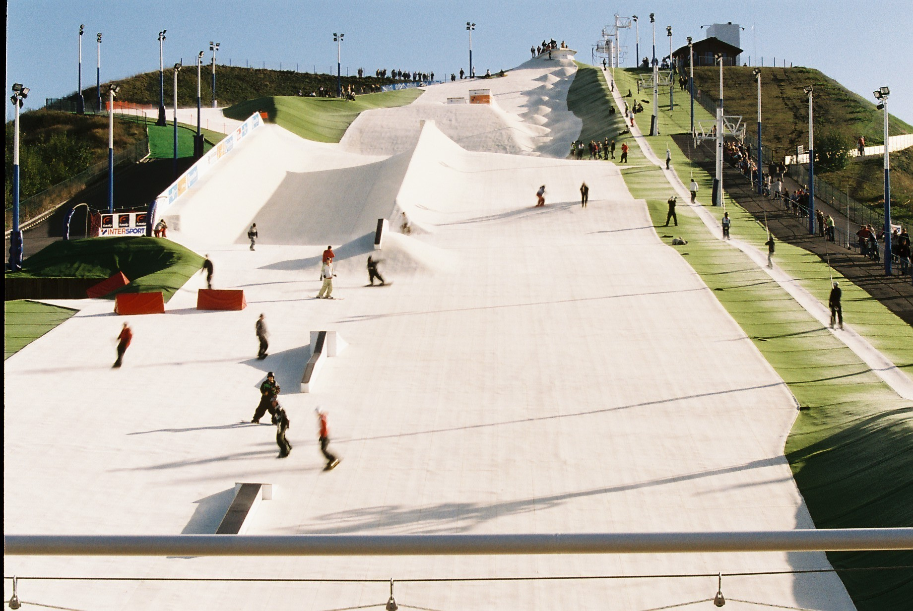Artificial Ski Slopes In Florida Can It Work Here