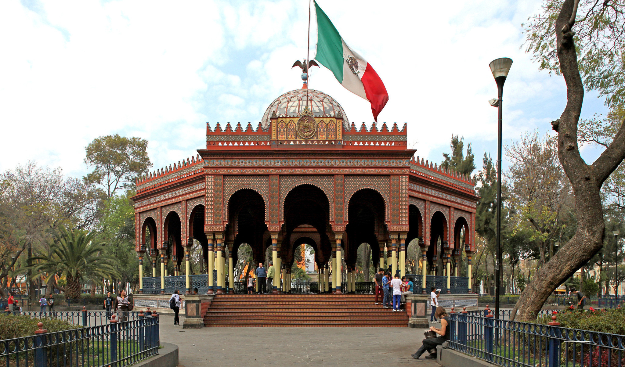 Mexico City's Architectural Treasures: A Resident