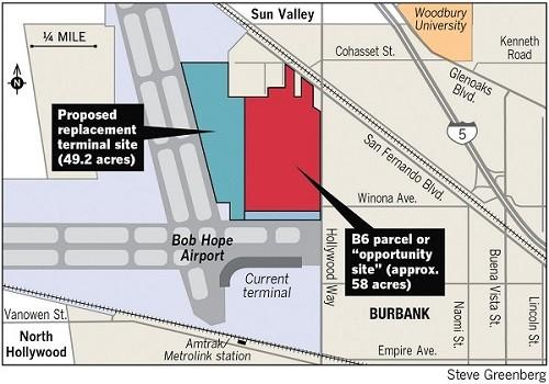 Car Rental Burbank Airport: Memo Outlines City's Take On Airport Terms