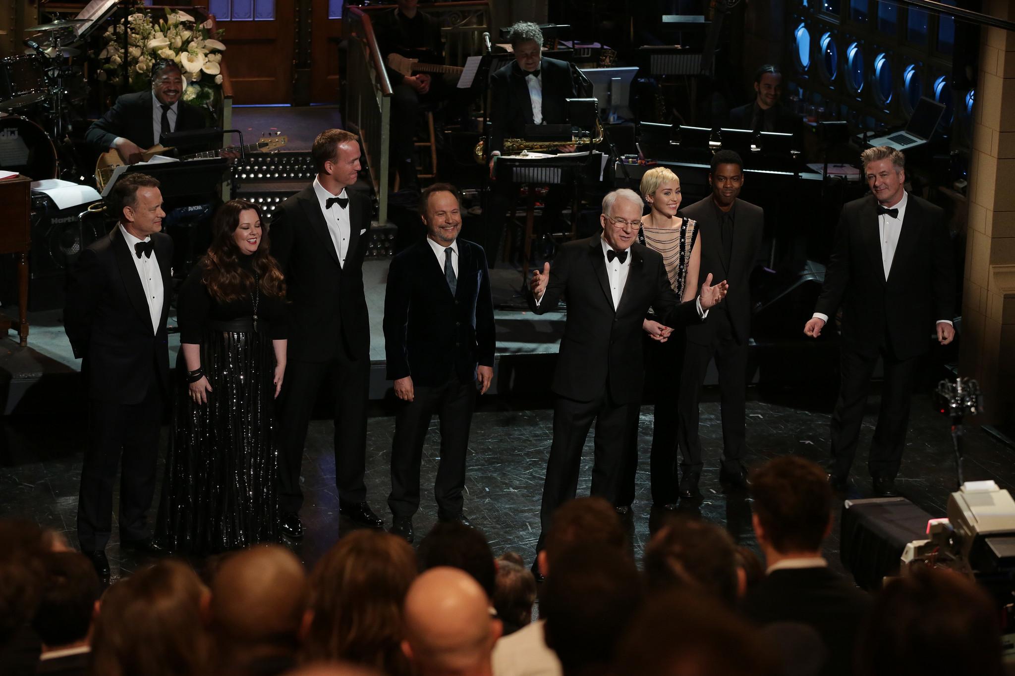 Saturday Night Live' 40th Anniversary Special' dominates TV