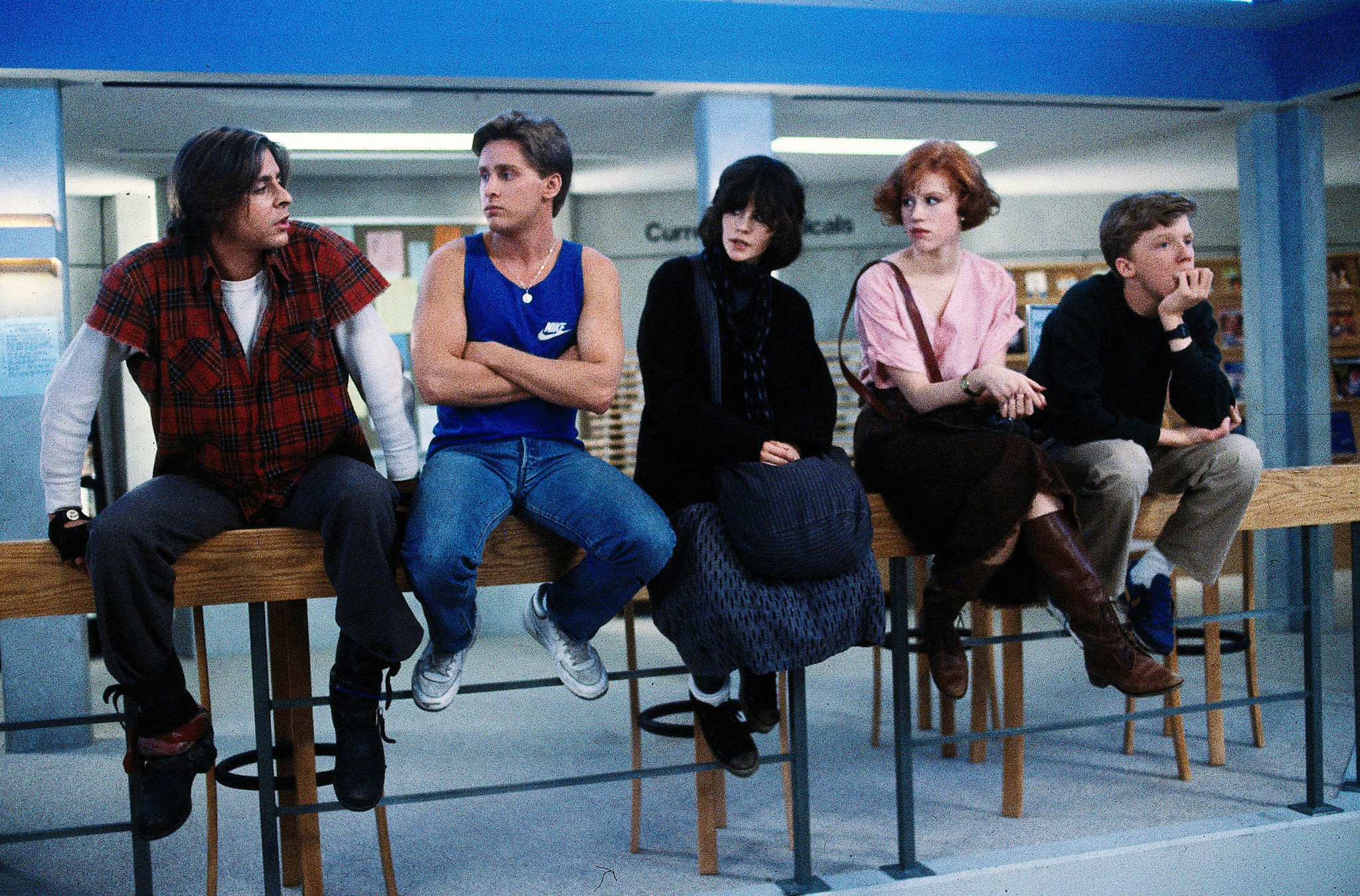 The Breakfast Club 30 years later, how culture has changed ...