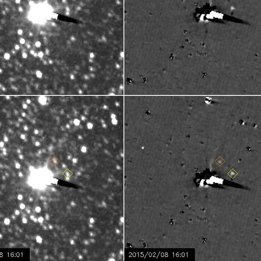 Pluto Moons Nix And Hydra S: Watch Pluto's Moons Go: New Horizons Captures Nix And