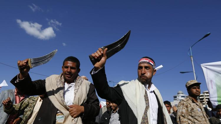 Houthi Yemen