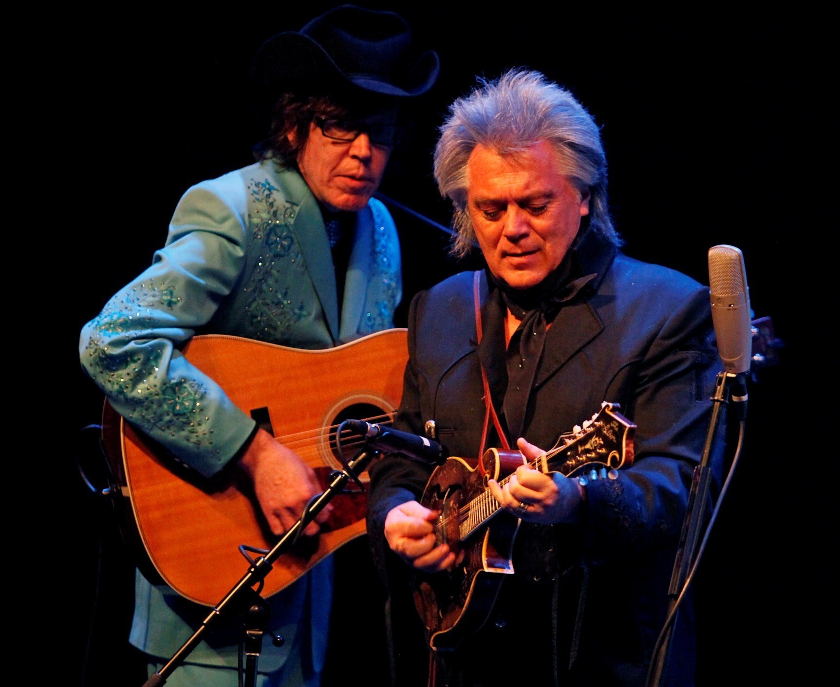 Review Marty Stuart At Sellersville Theater Both Wonderfully Loose