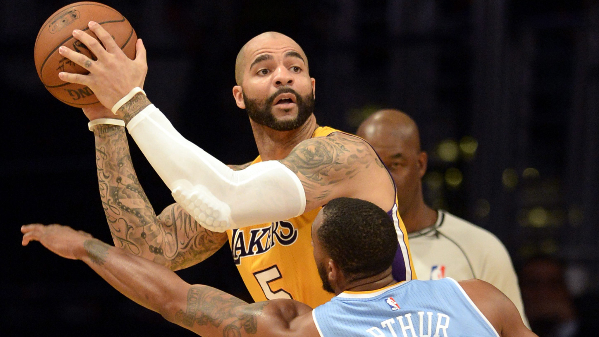 cd8c5dc86 Lakers  Byron Scott  Carlos Boozer shouldn t take benching personally -  Chicago Tribune