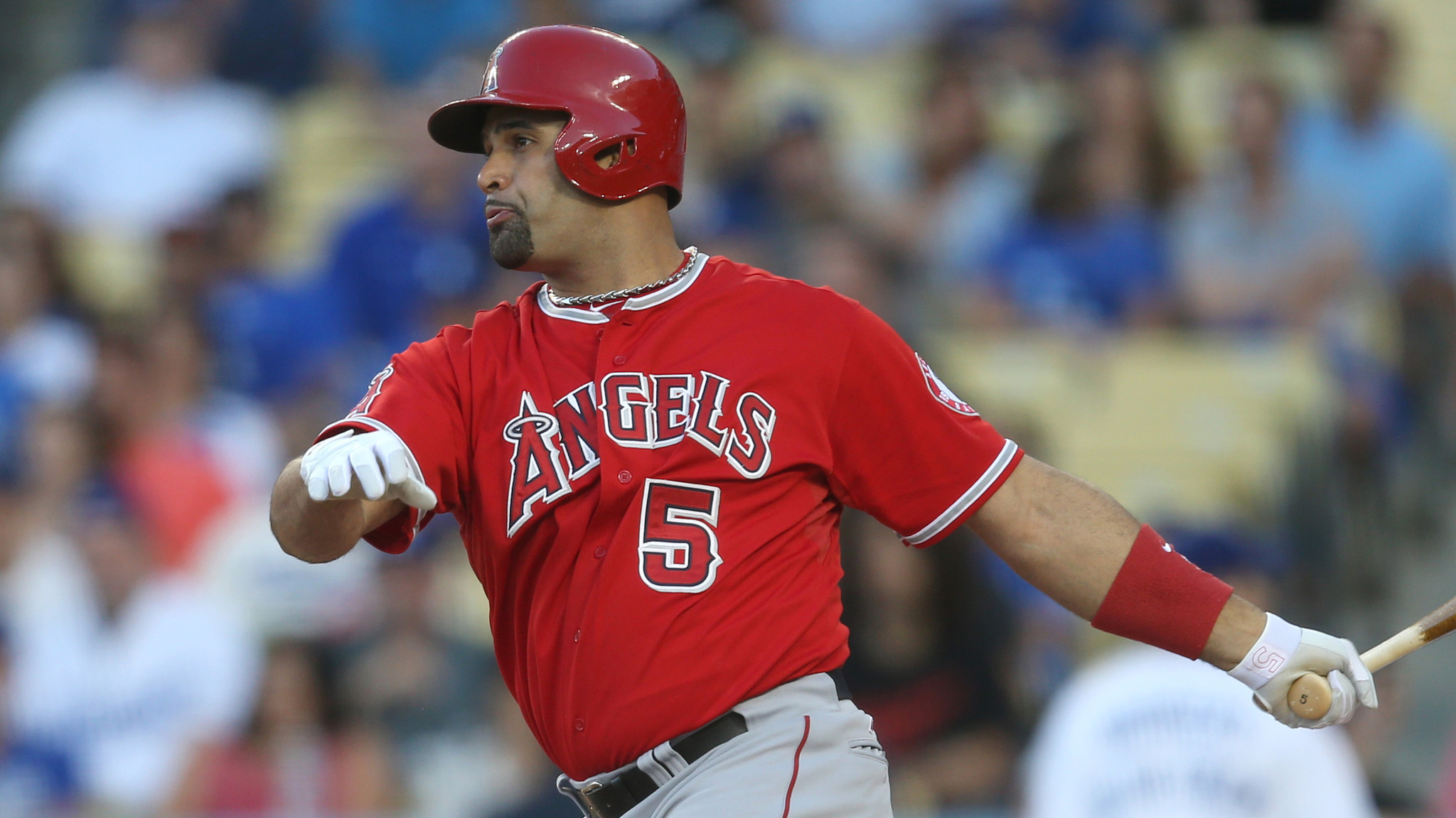 Image result for albert pujols net worth