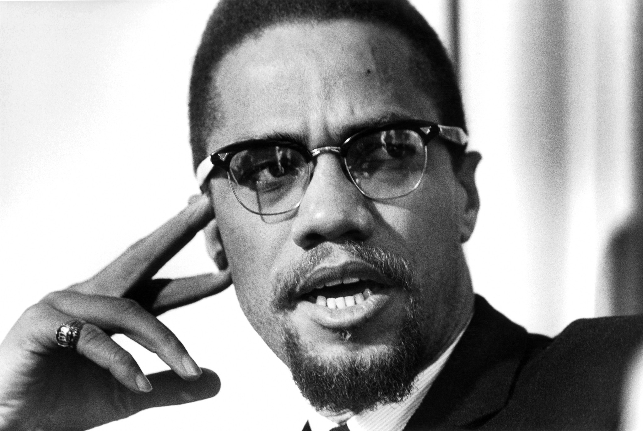 The inspirations from the life story of malcolm x