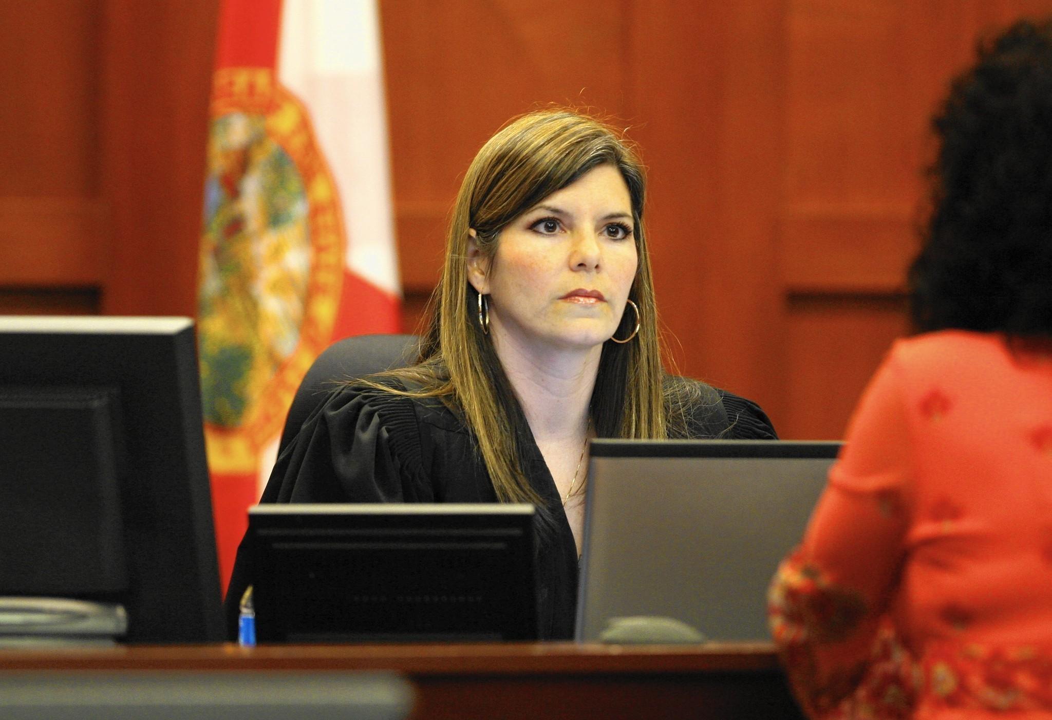 How To Fight A Speeding Ticket >> Circuit Judge Jessica Recksiedler faces discipline for ...