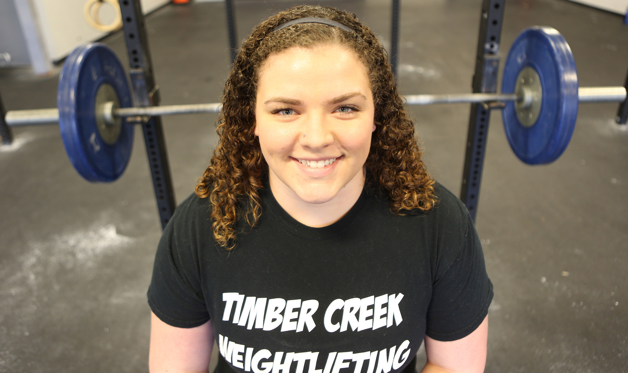 The Sentinel Readership Areas All Area Girls Weightlifting Team