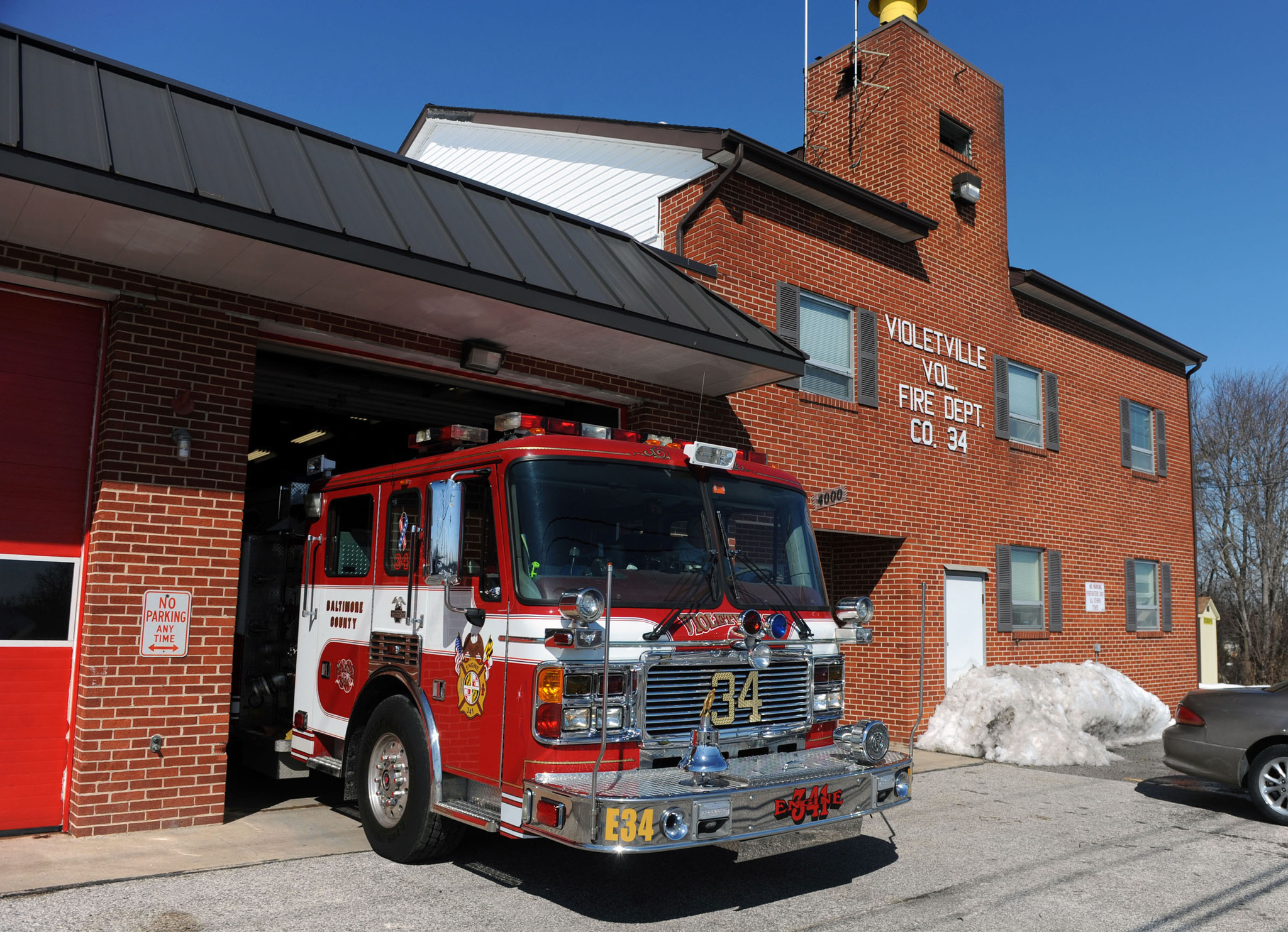 Volunteer Fire Companies Vow To Fight Proposed Closures
