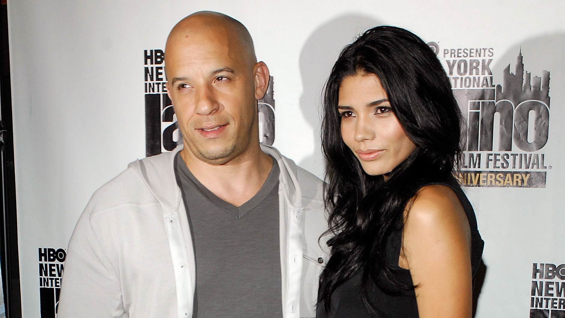 Vin Diesel, girlfriend...