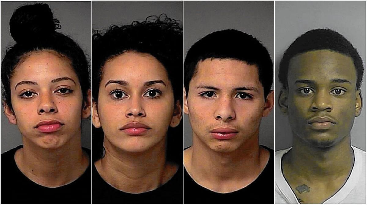 Used Cars Orlando Fl >> Stephanie Rodriguez-Lopez, Jaylee Rivera-Negron, Bryan ...