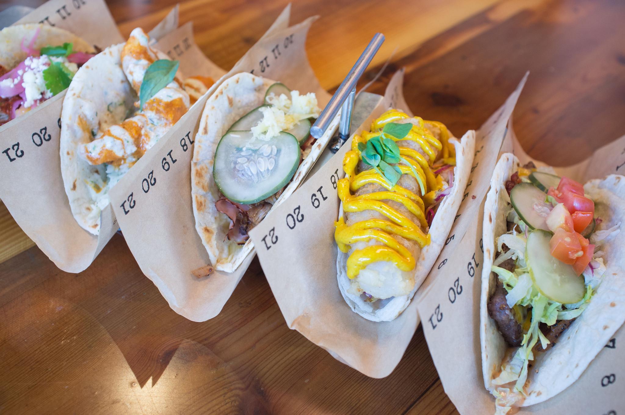 Mini Review Late Night Gold Coast Taqueria Velvet Taco