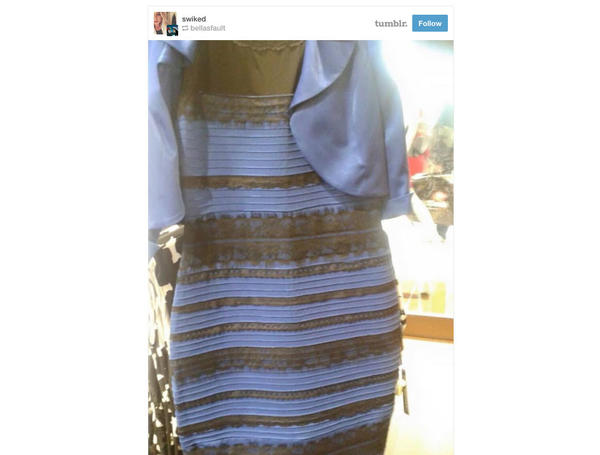 Internet argues over color of dress - Chicago Tribune 51d3be482