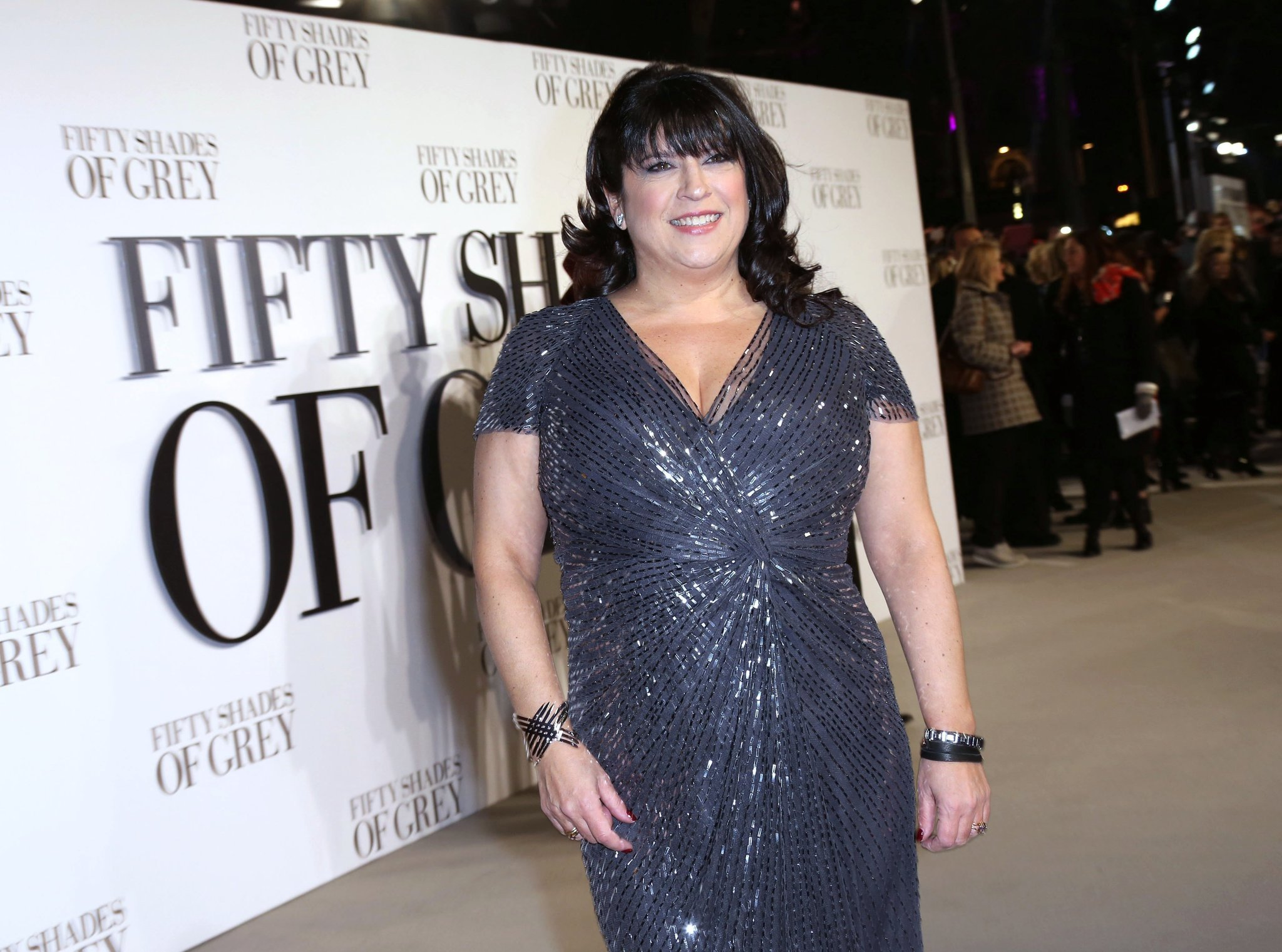 Tribune Archive Interview With E L James Fifty Shades Of Grey Author Chicago