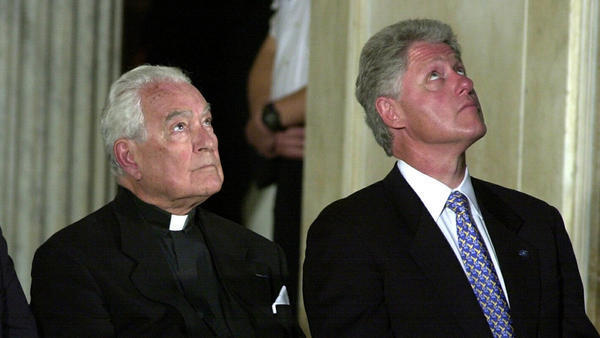 theodore hesburgh a visionary president who transformed
